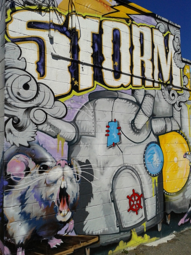 Storm microbrewery