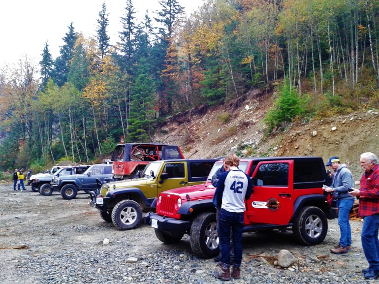 Jeep Rally Mission