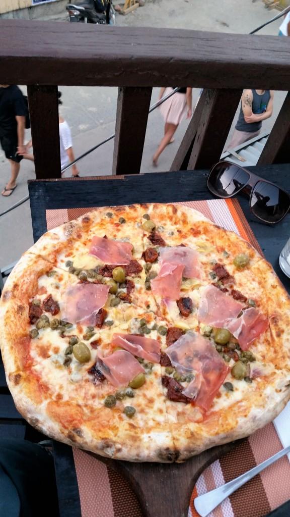 El Nido pizza