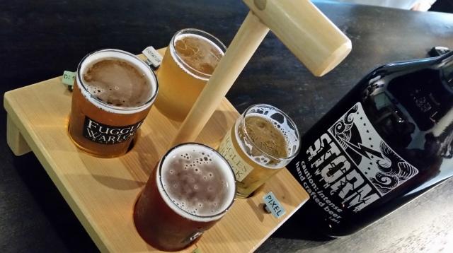 Fuggles and Warlock brewery