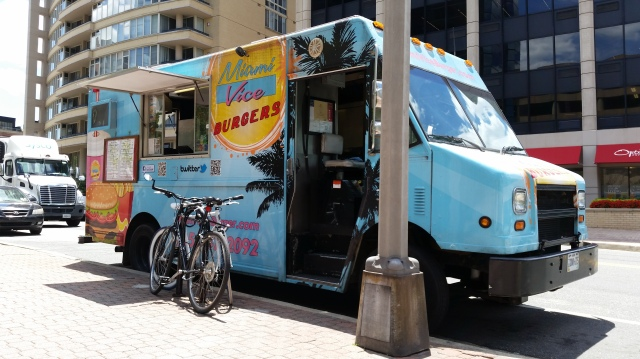Miami Vice Burgers