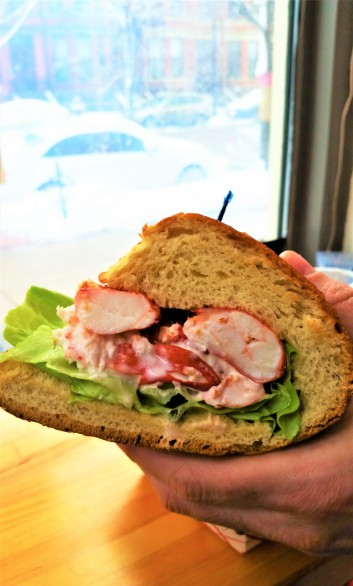 Lobstah on a Roll
