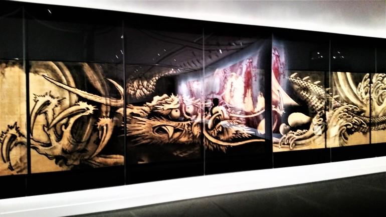 Takashi Murakami exhibit Boston