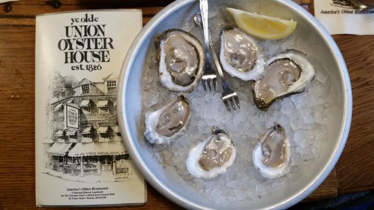 Boston Union Oyster House