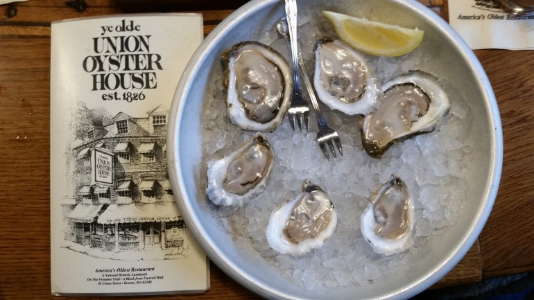 Boston Union Oyster House
