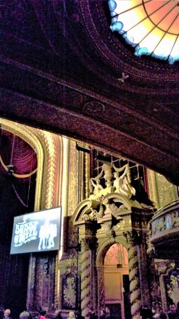 Boston Wang theatre