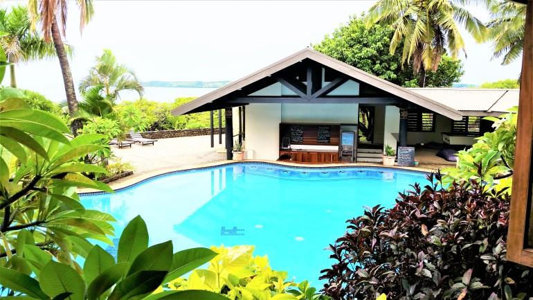Volivoli Fiji pool