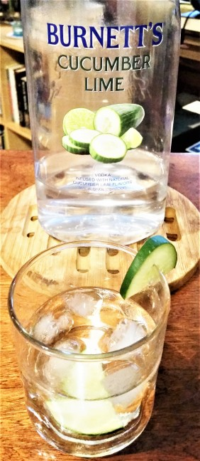 Burnetts Cucumber Lime Vodka