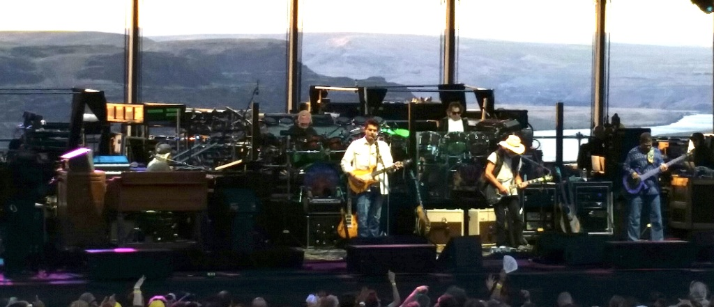 Dead and Co Gorge 2019