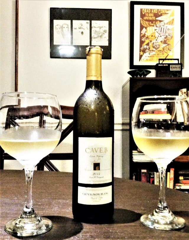Cave B Sauvignon Blanc 2014