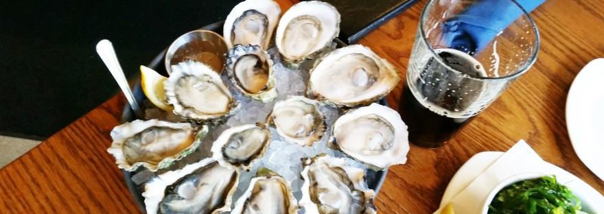 Taylor shellfish farms oysters
