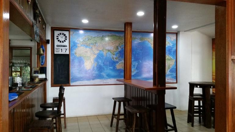 Capitano Cafe bar