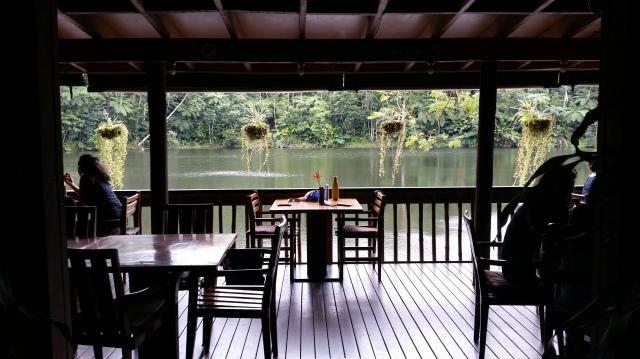Colo i Suva restaurant Fiji