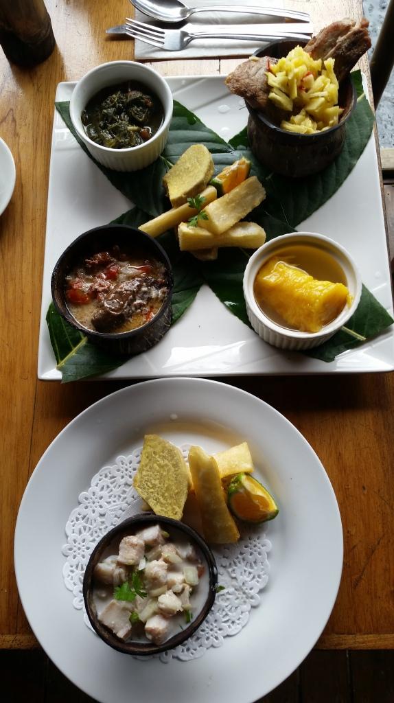 Colo i Suva food