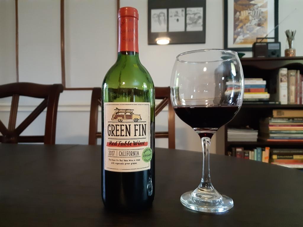 Green Fin wine