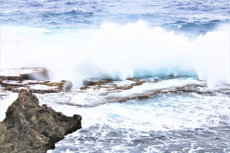 Blowholes Tonga