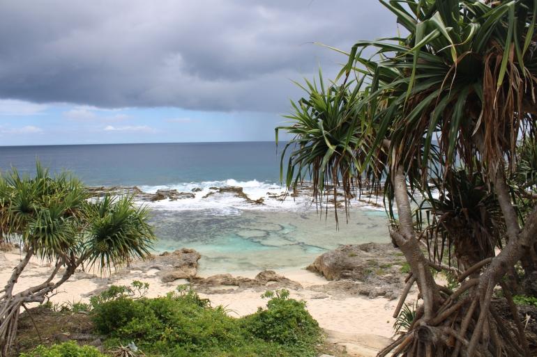 Cliffs Tonga
