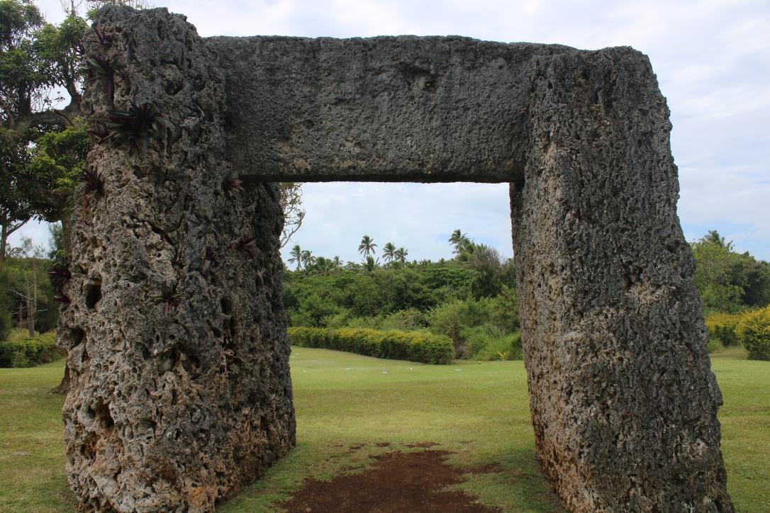 Ha'amonga 'a Maui Tonga