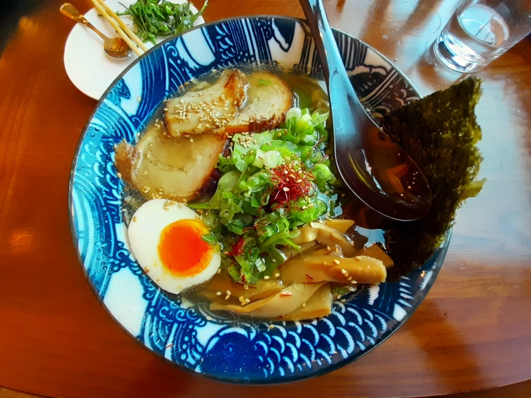 Hinodeya Ramen Bar San Francisco