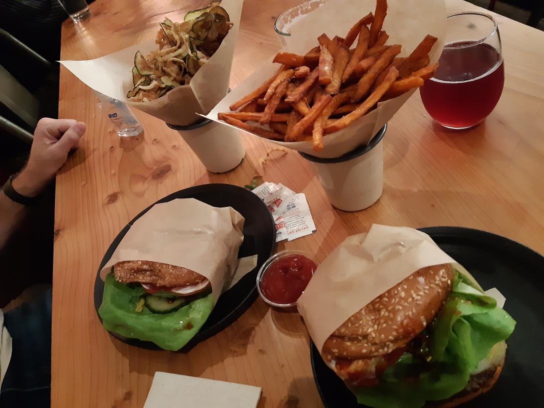 Roam Artisan Burger