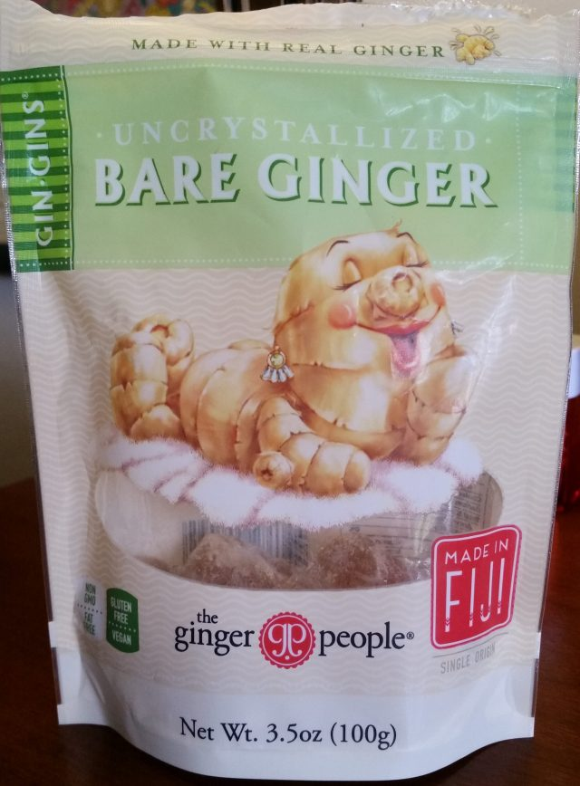 The Ginger People ginger candy