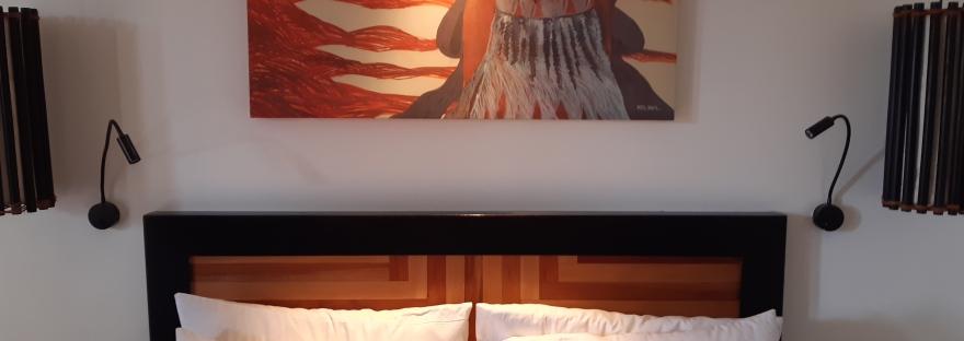 Warwick Fiji room