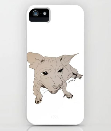Puppy Jolene iPhone case ATB