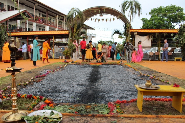 Annual Puja and Firewalking Ceremony Suva Fiji