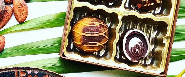 Vanua Chocolate sampler