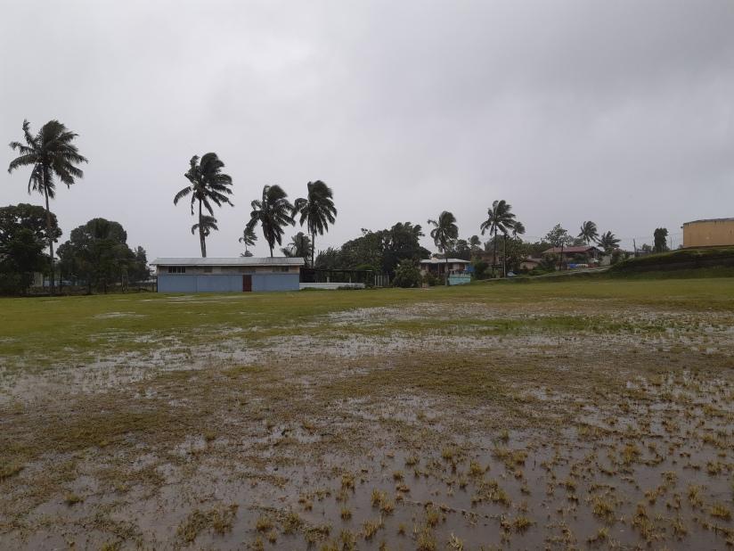 Cyclone Yasa Fiji