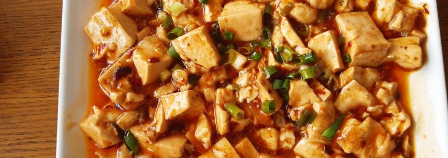 Jing Fang mapo tofu