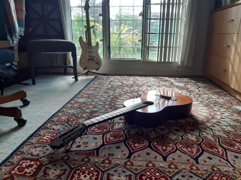 ATB home studio Fiji