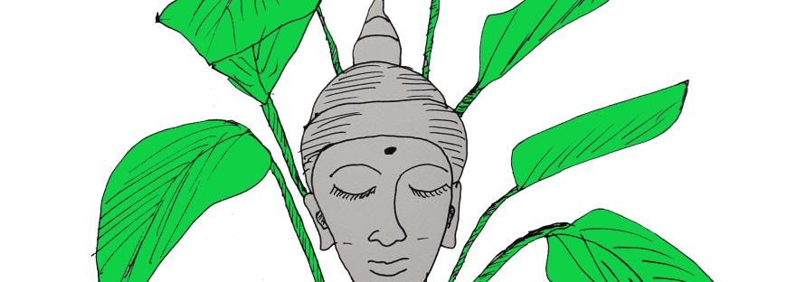 Garden Buddha ATB