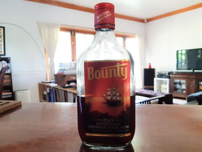 cocoa infused rum
