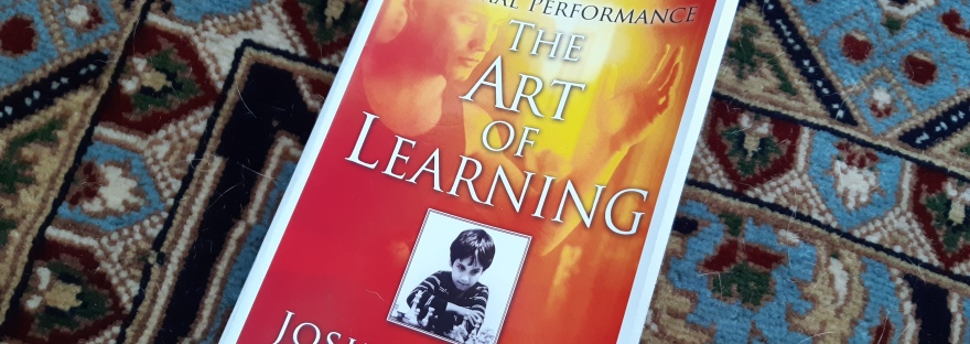 The Art of Learning Josh Waitzkin