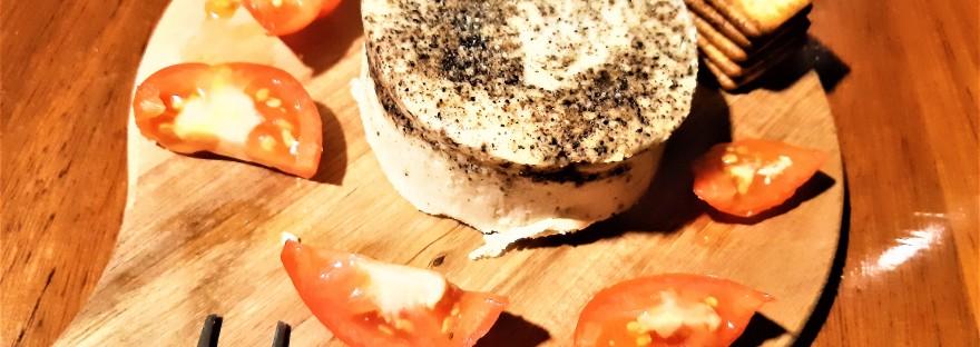 Treeline aged artisinal vegan cheese