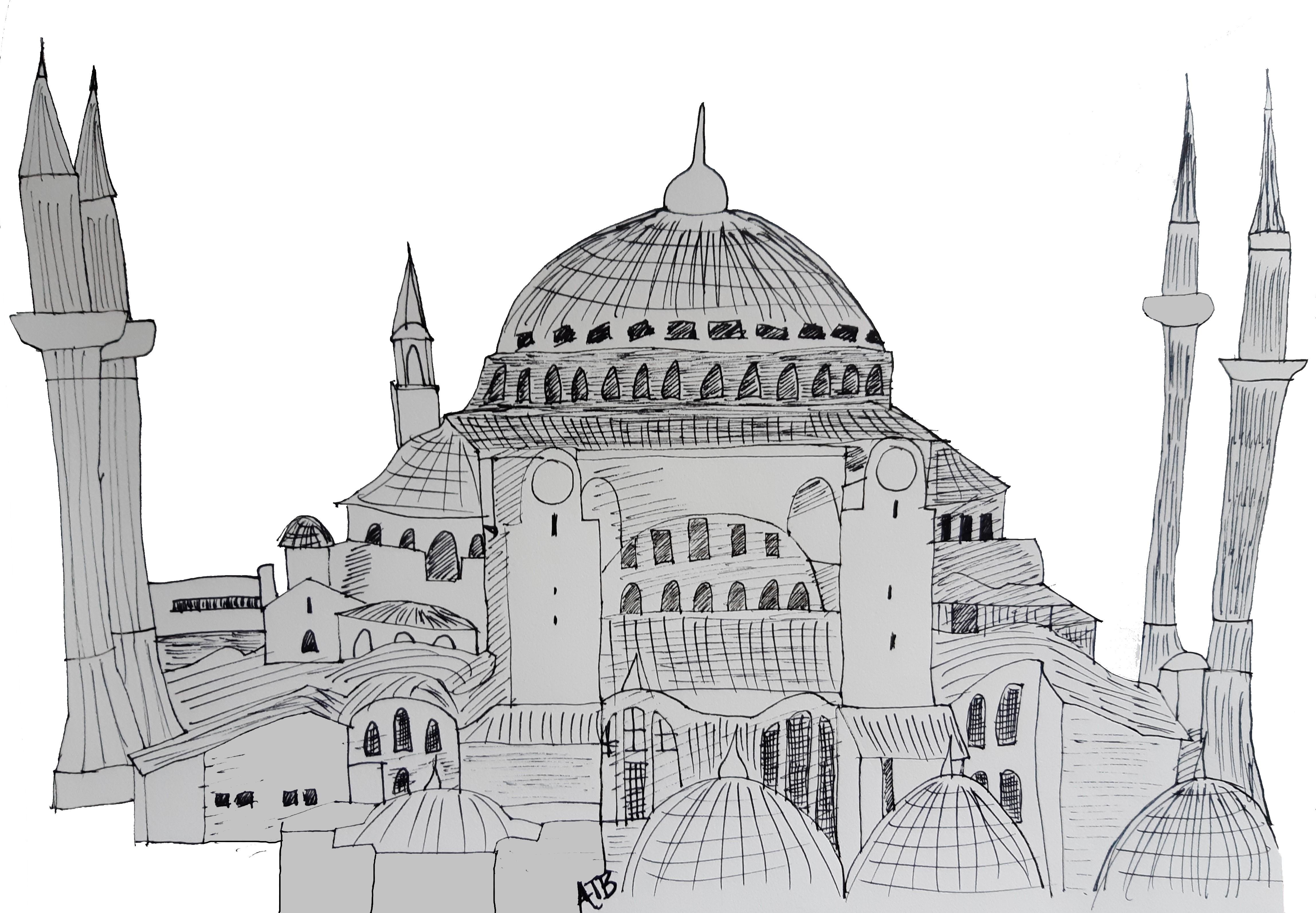 Hagia Sophia ATB
